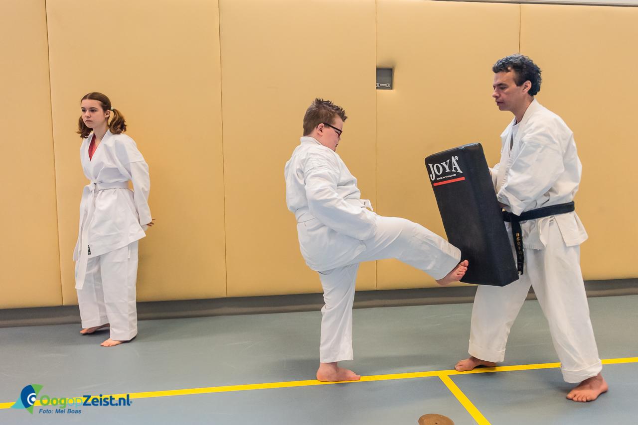 Bijzonder Karate Examen Bartimeus
