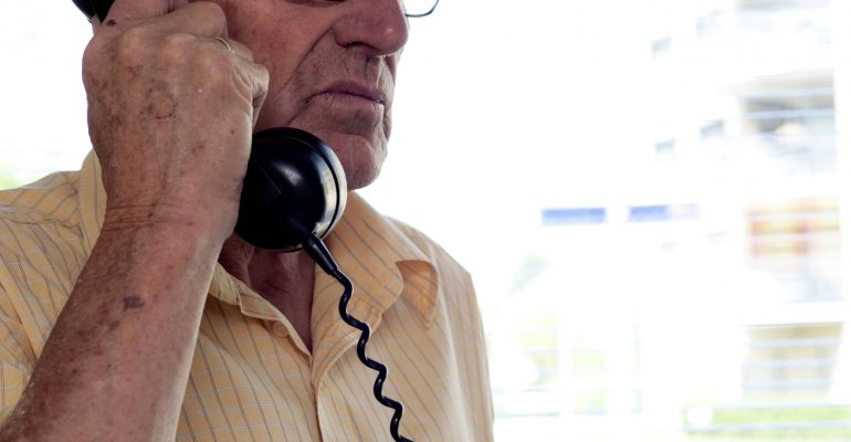 informatienummer voor ouderen